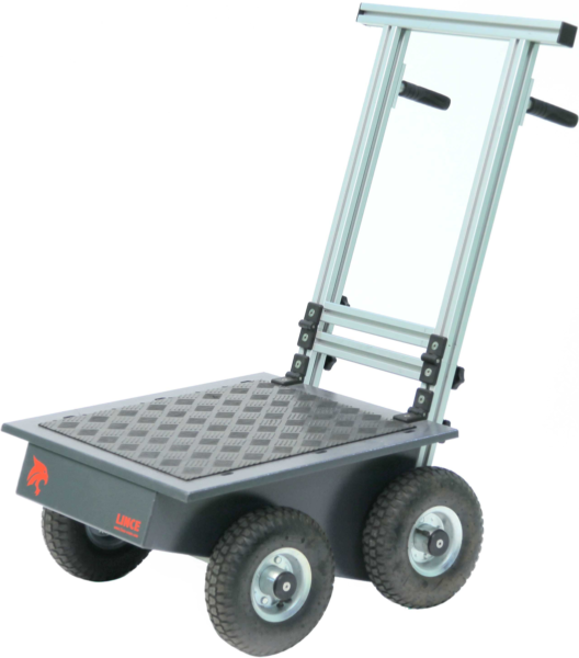 Lince Camera Trolley Front